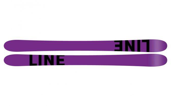 Line Skis - Outline 2022 - Base
