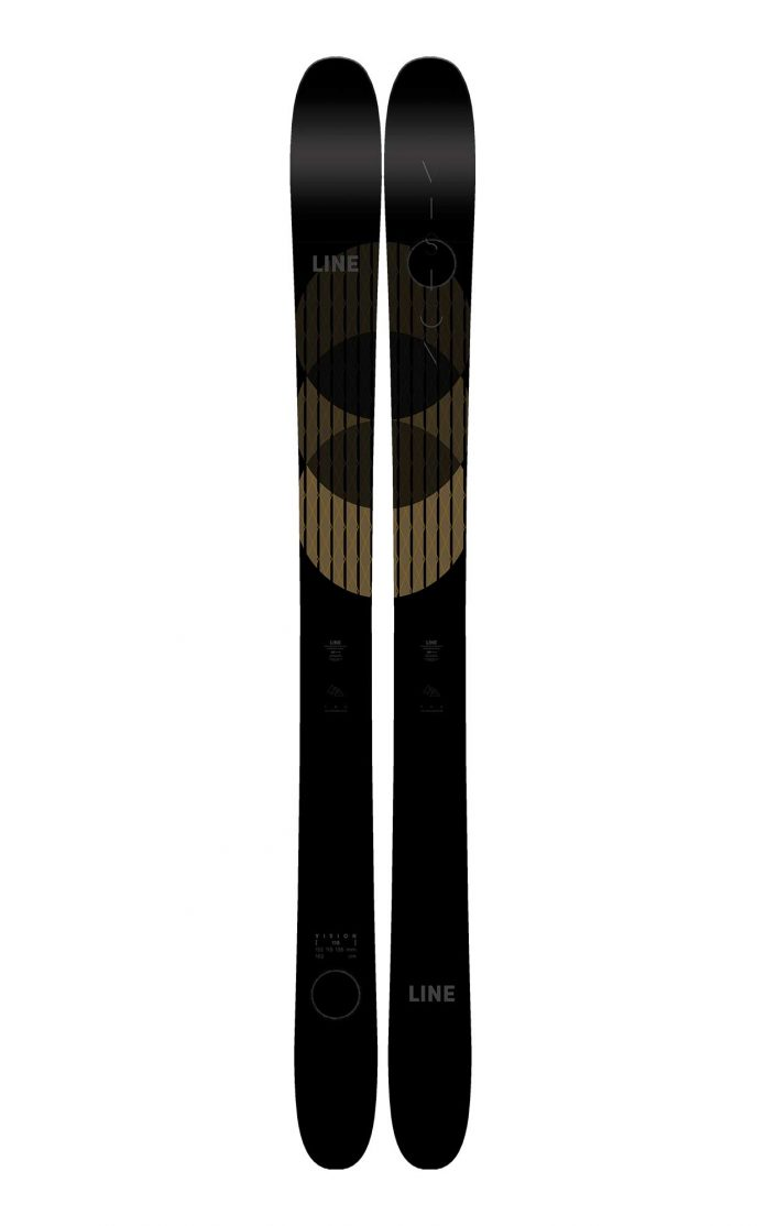Line Skis - Vision 118 2022