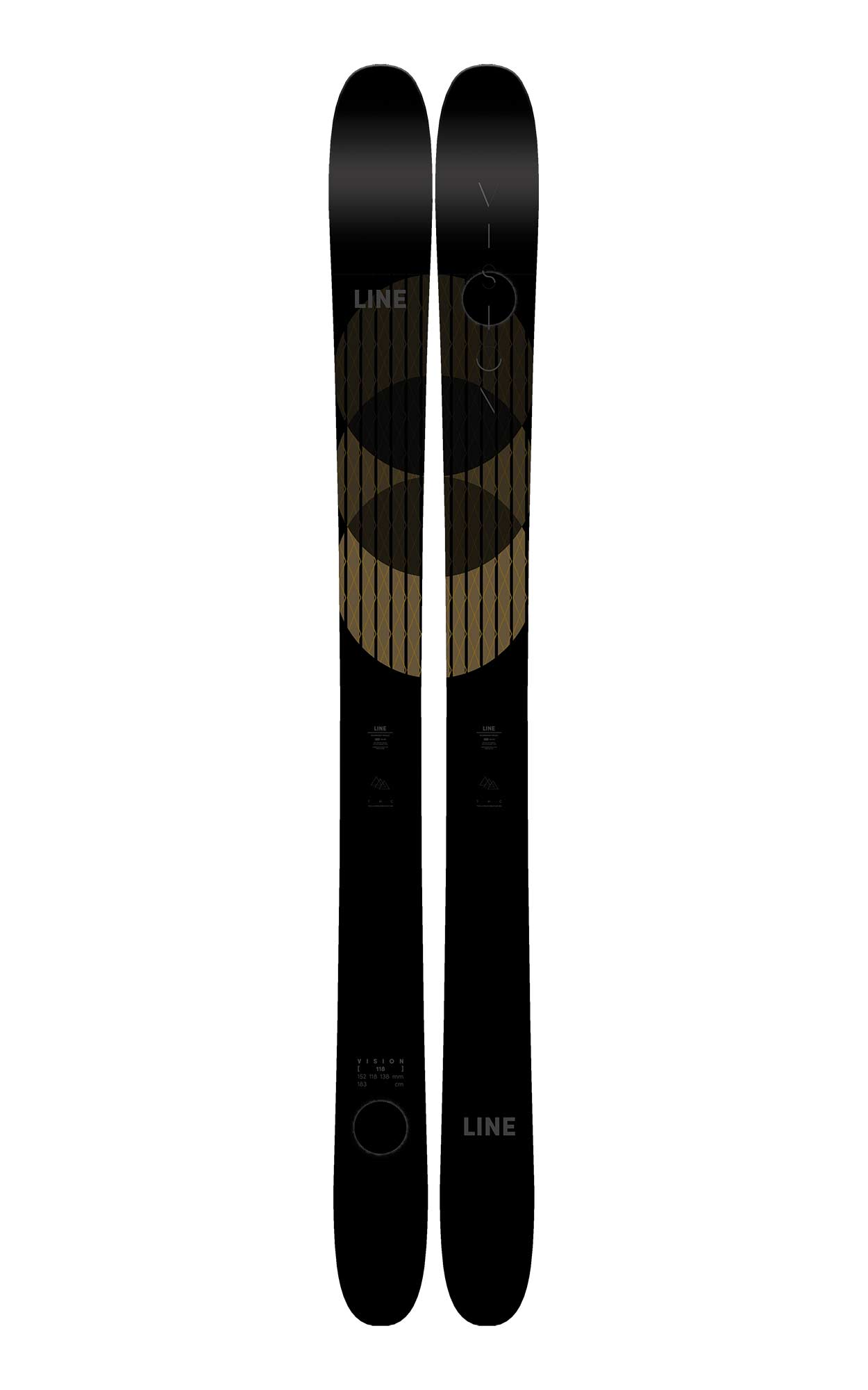 Line Skis – Vision 118 2022