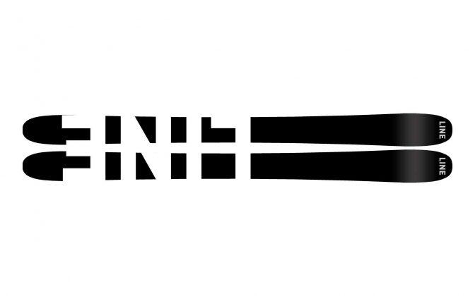 Line Skis - Vision 108 2022 - Base