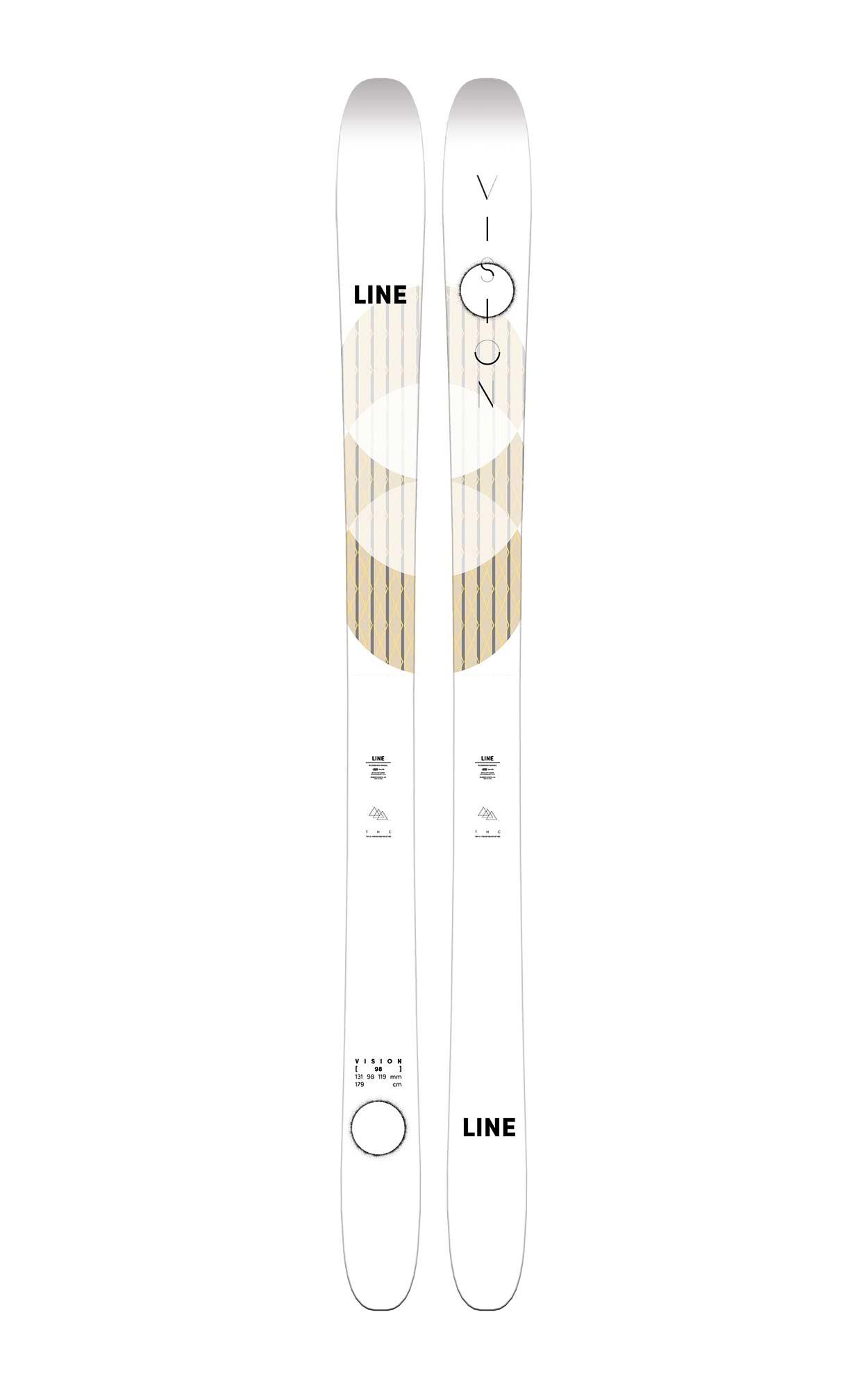 Line Skis – Vision 98 2022