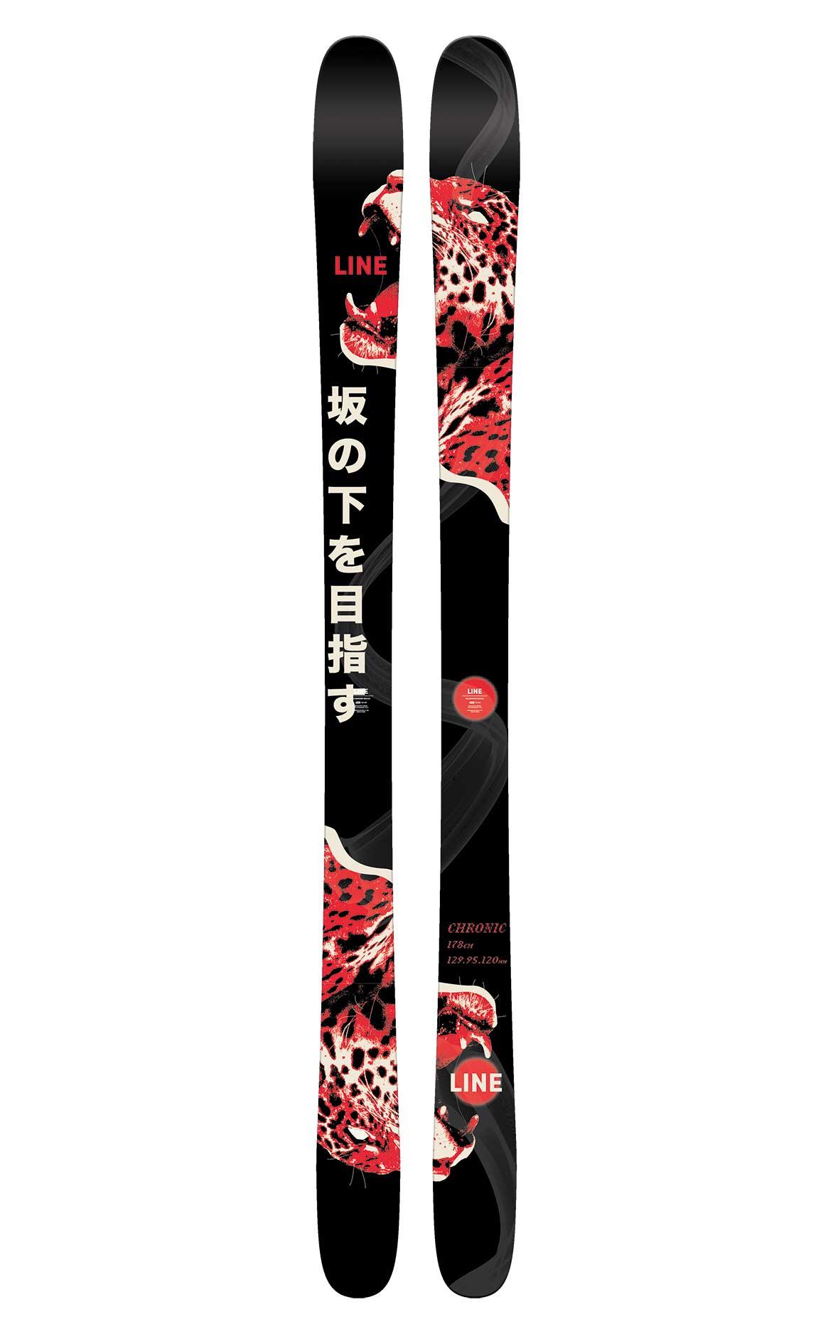 Line Skis – Chronic 2022