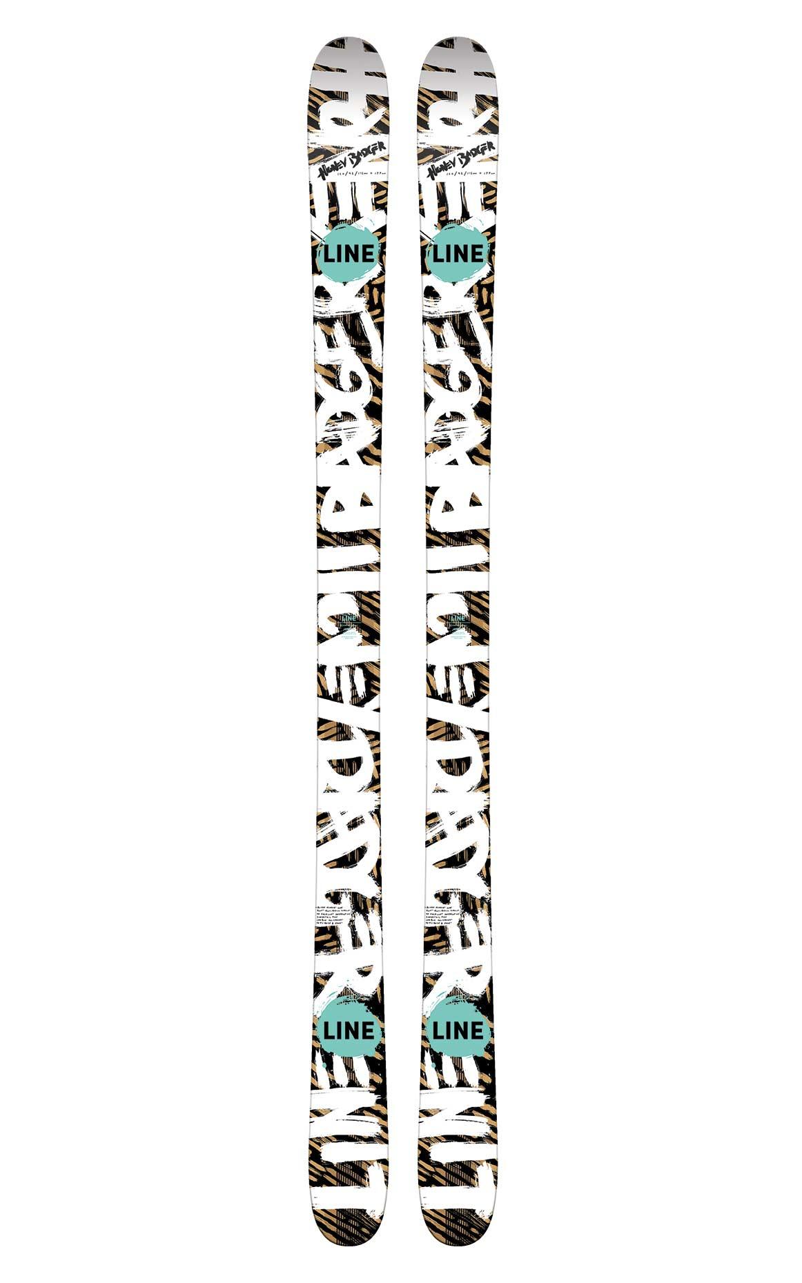 Line Skis – Honey Badger 2022