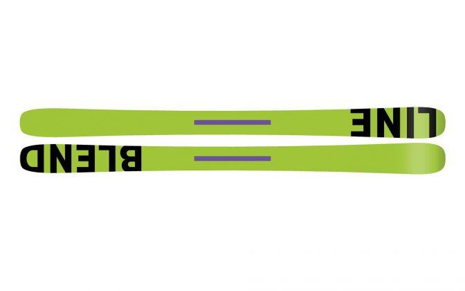 Line Skis - Blend 2022