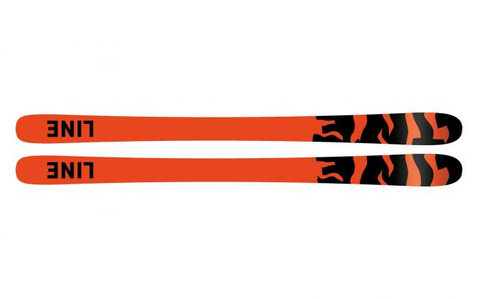 Line Skis - Sick Day 94 2022 - Base