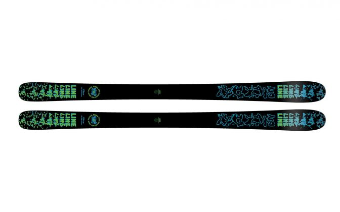 Line Skis - Sick Day 88 2022