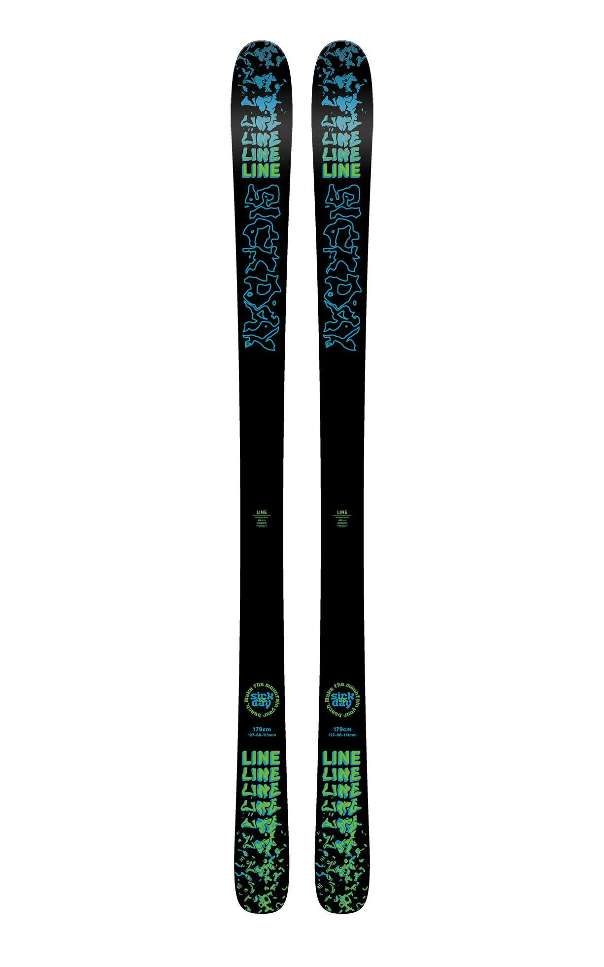 Line Skis – Sick Day 88 2022