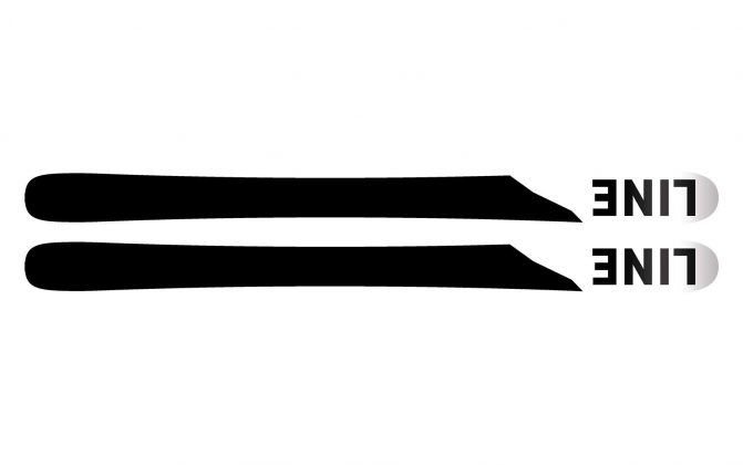Line Skis - Pandora 94 2022 - Base