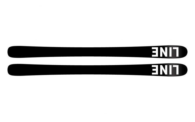 Line Skis - Pandora 84 2022 - Base