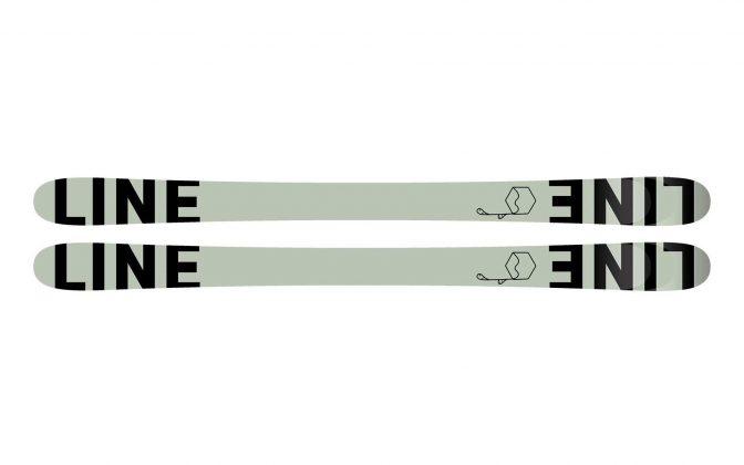 Line Skis - Honey Bee 2022 - Base