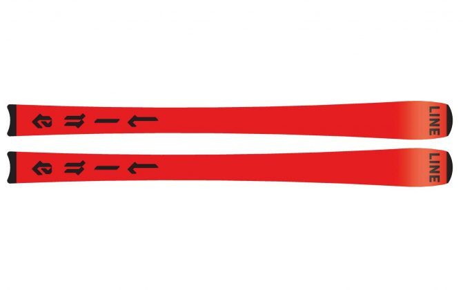Line Skis - Blade W 2022 - Base