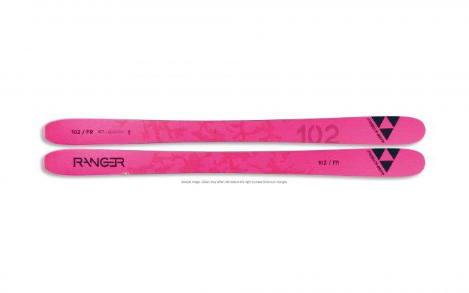 Fischer - Ranger 102 FR ws 2022