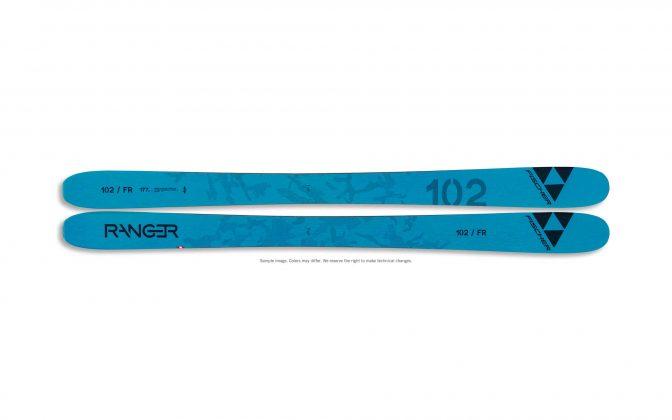 Fischer Skis - Ranger 102 FR 2022