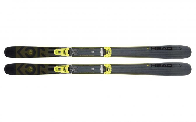 Head Skis - Kore 93 2022