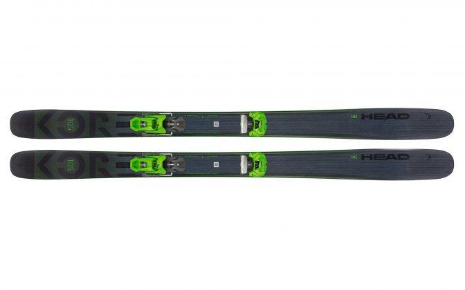 Head Skis - Kore 105 2022