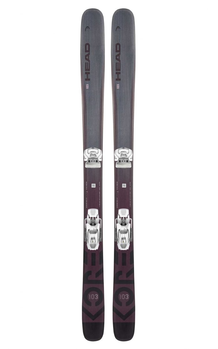 Head Skis - Kore 103 W 2022