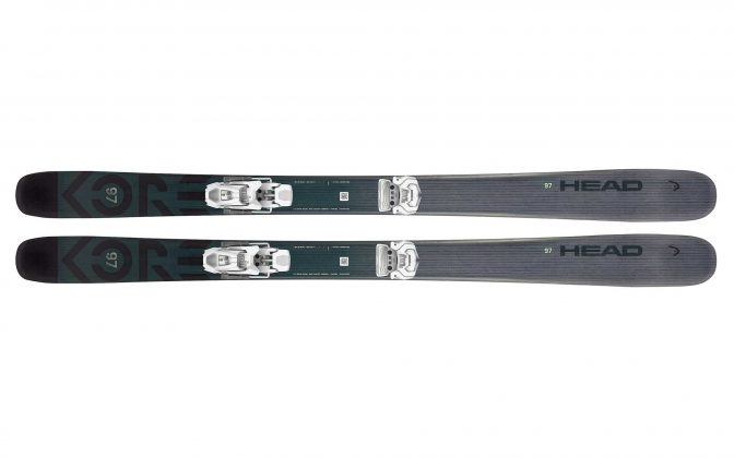 Head Skis - KORE 97 W