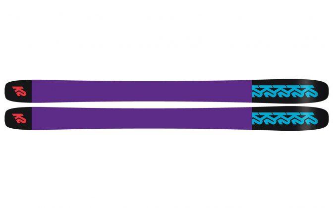 K2 Skis - Mindbender 116c