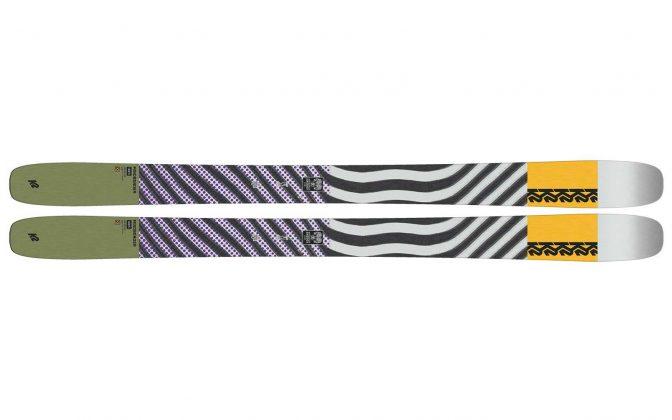 K2 Skis - Mindbender 108 Ti 2022