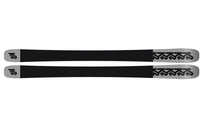 K2 Skis - Mindbender 99 Ti 2022 - Base