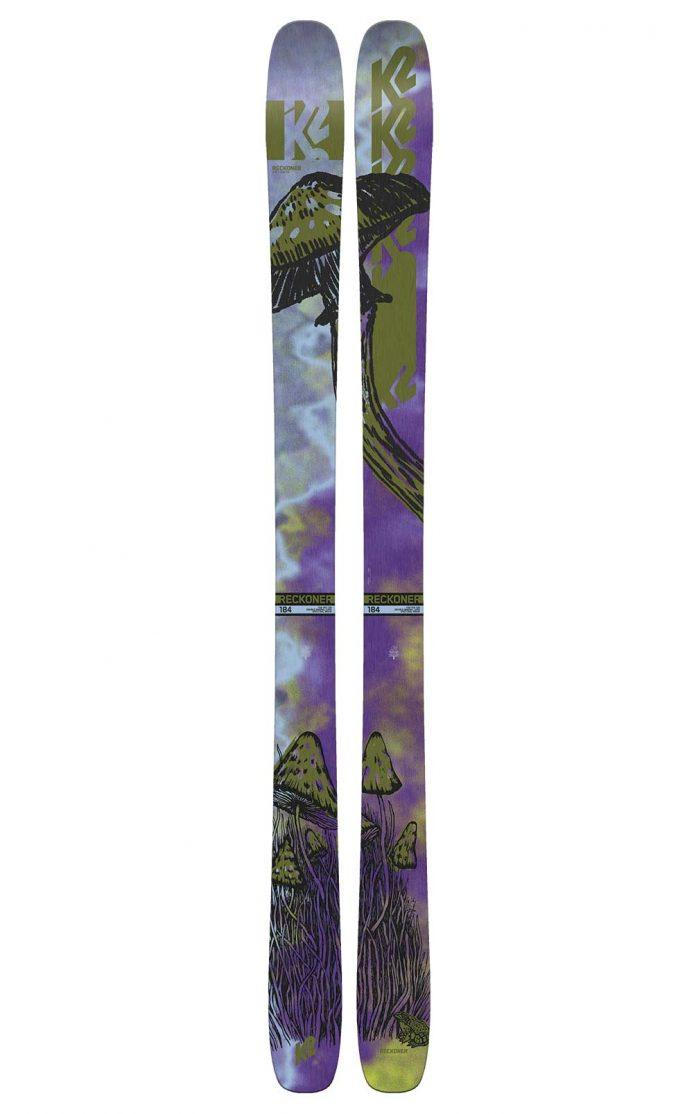 K2 Skis - Reckoner 102 2022