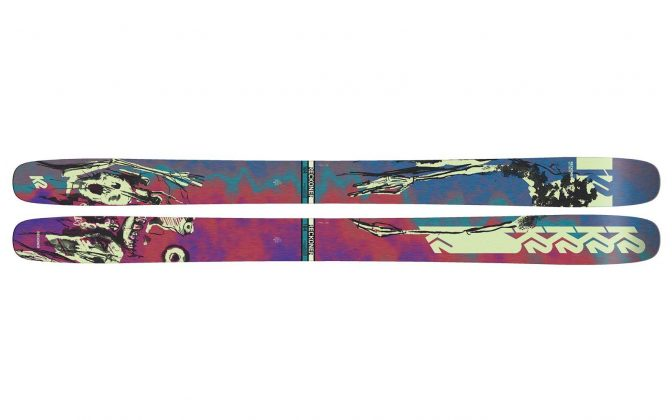 K2 Skis - Reckoner 122 2022
