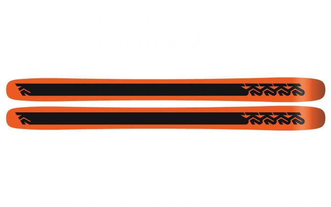 K2 Skis - Reckoner 122 2022 - Base