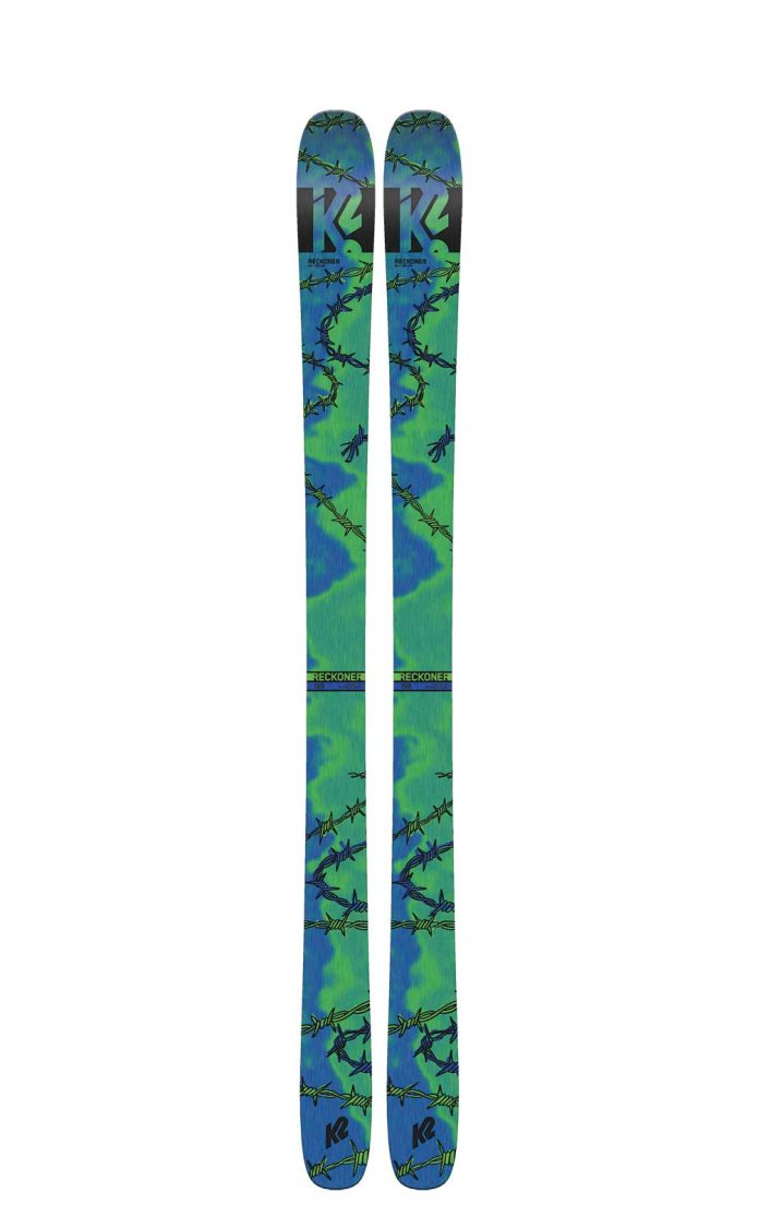 K2 Skis - Reckoner 92 2022