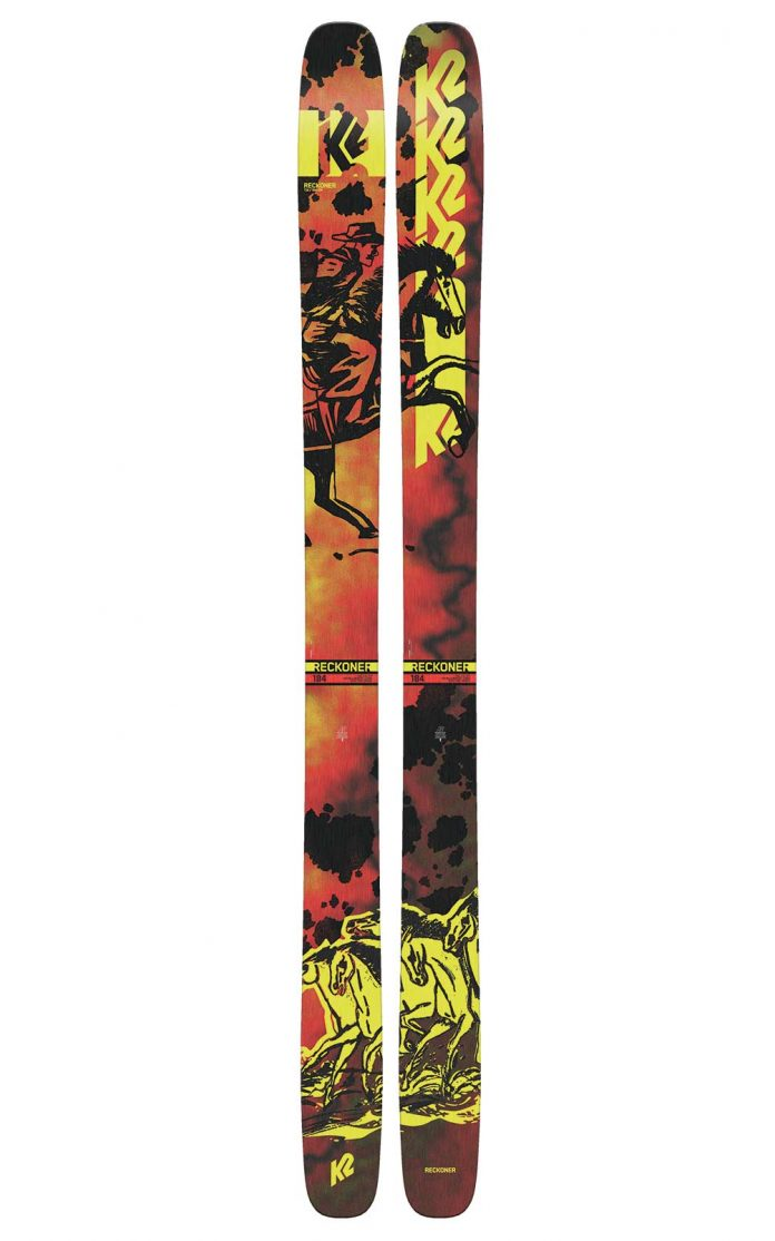 K2 Skis - Reckoner 112 2022