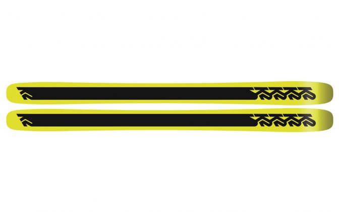 K2 Skis - Reckoner 112 2022 - Base