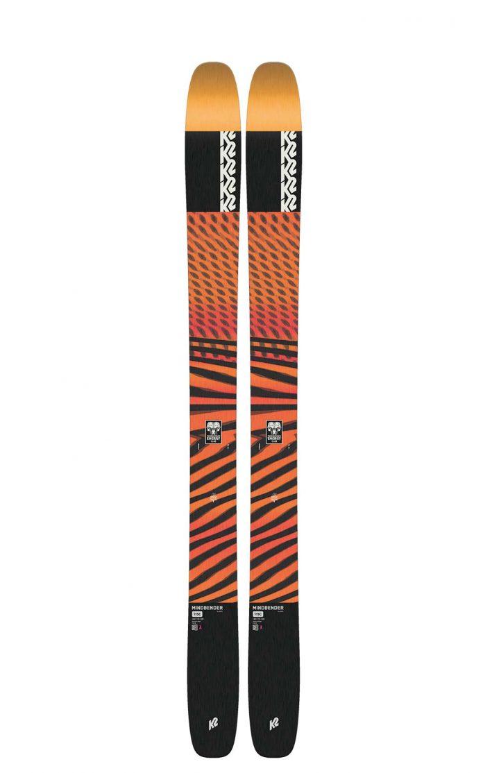 K2 Skis - Mindbender Alliance 115 C 2022