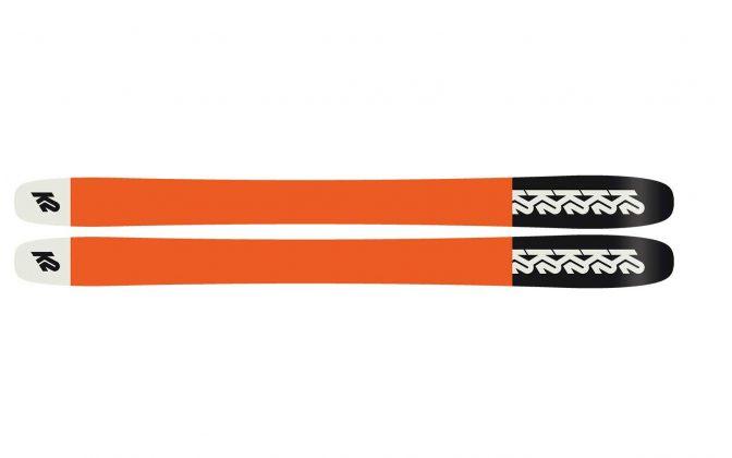 K2 Skis - Mindbender Alliance 115 C 2022 - Base