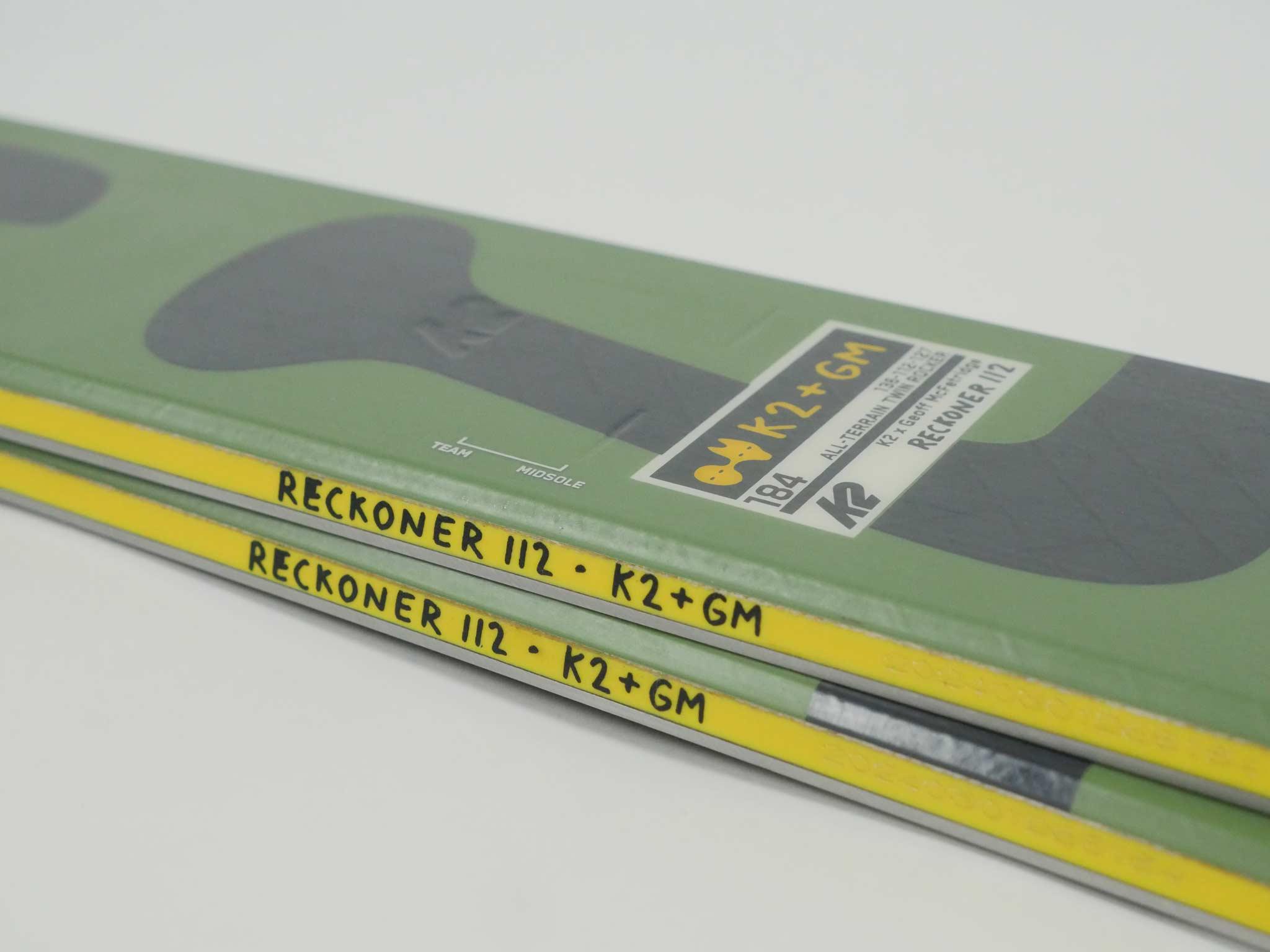 K2 x Geoff McFetridge: Reckoner 112
