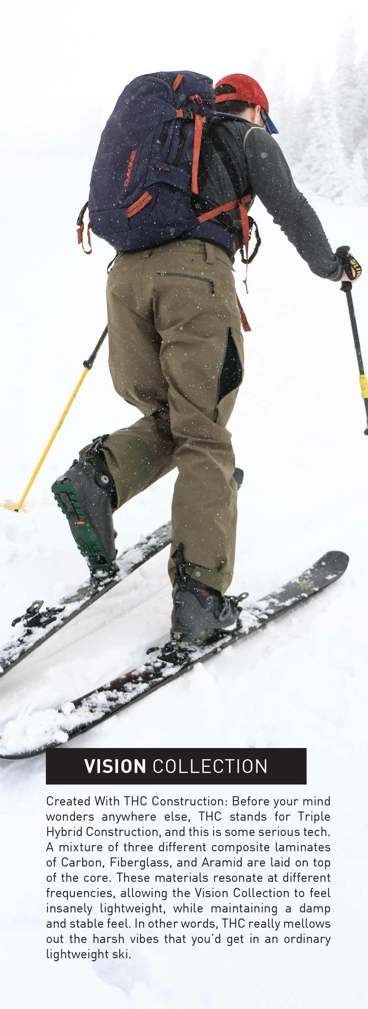 Line Skis Vision Serie 2022