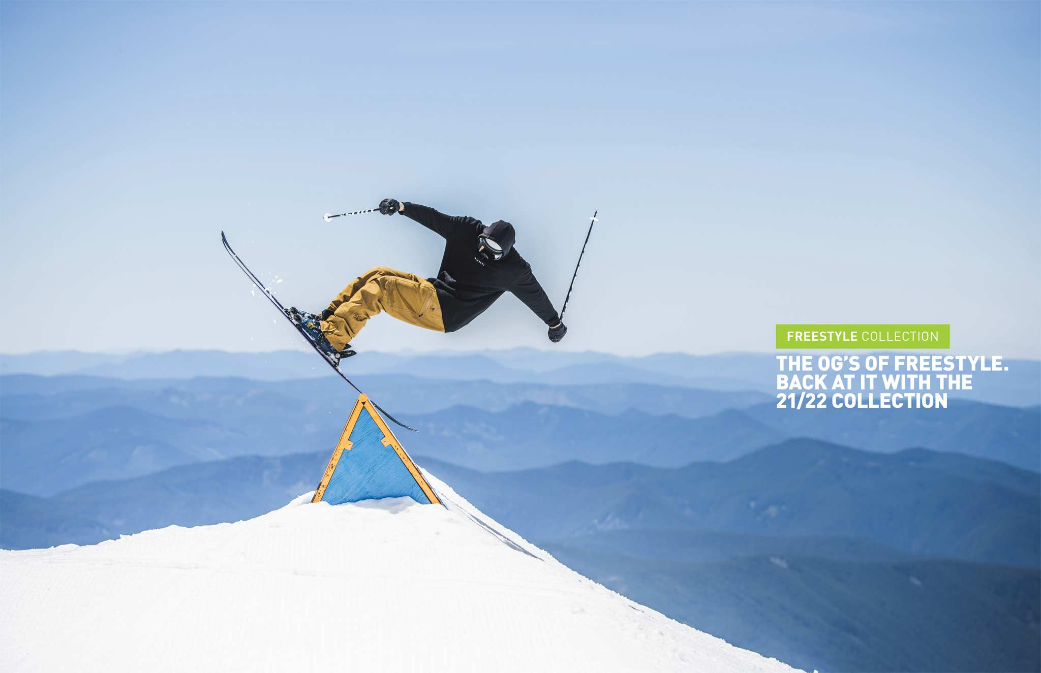 LINE Skis 2022