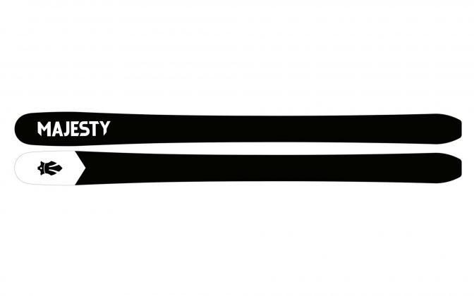 Majesty Skis - Havoc 2022 - Base