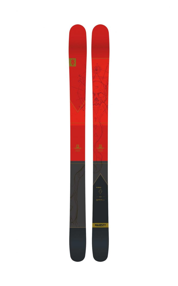 Majesty Skis - Vanguard 2022