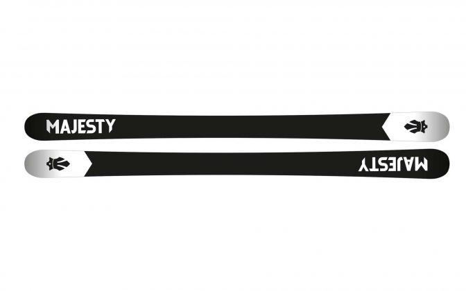 Majesty Skis - Dirty Bear 2022 Base