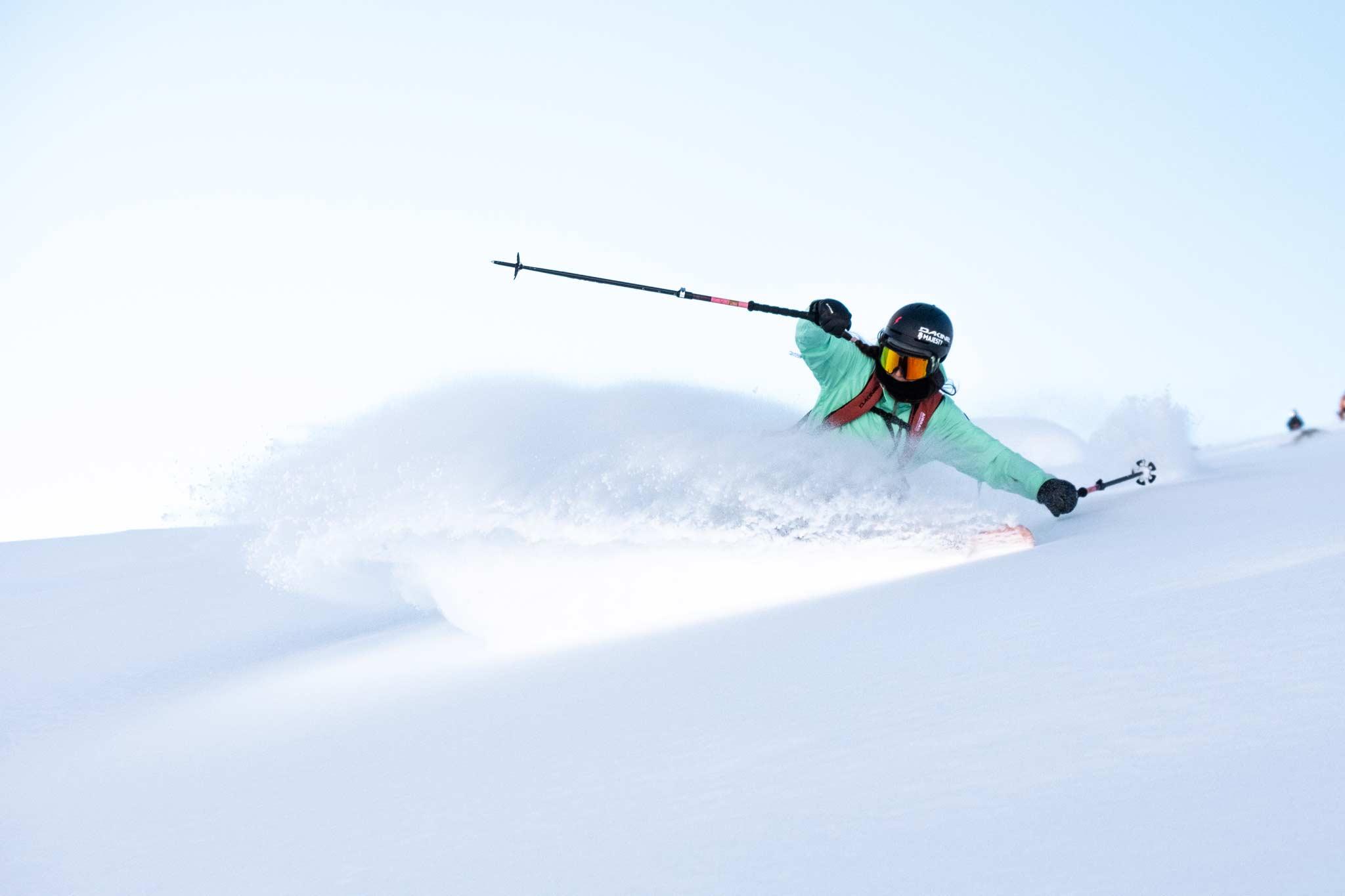 Majesty Freeride Skis Serie 2022