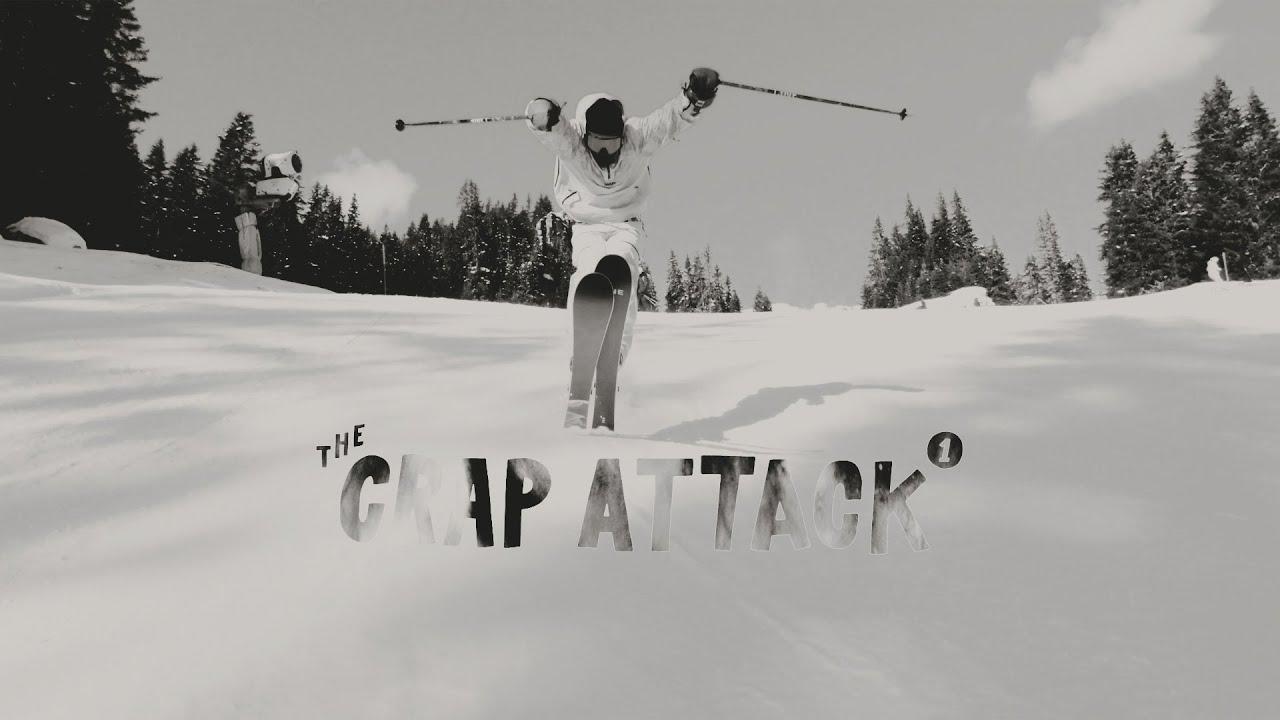 The Crap Attack 2021: Ep. 1 – Snowpark LAAX