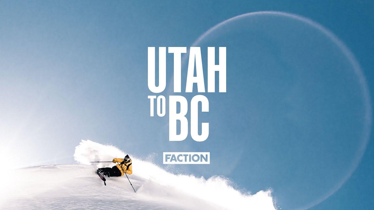 """""""Utah to BC"""" – Ein Roadtrip mit dem Faction Team"""