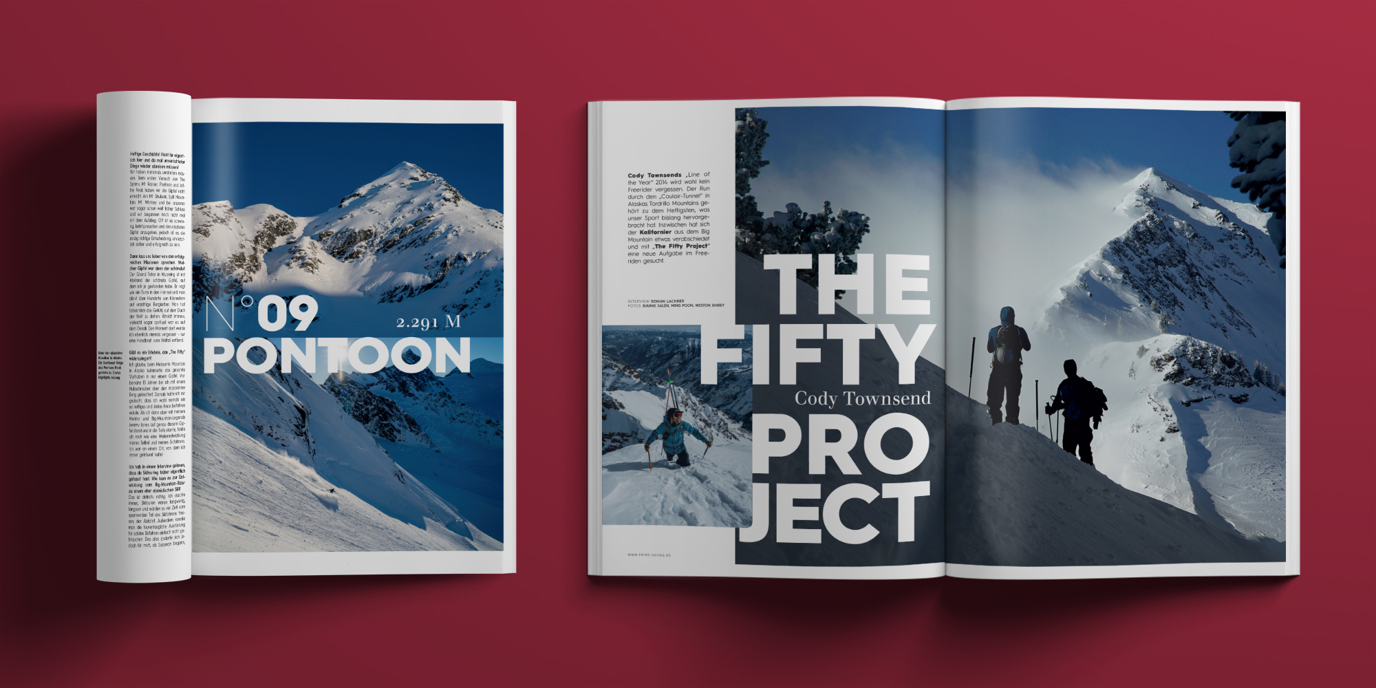 PRIME Skiing #28: Cody Townsend - 50 Peaks Project