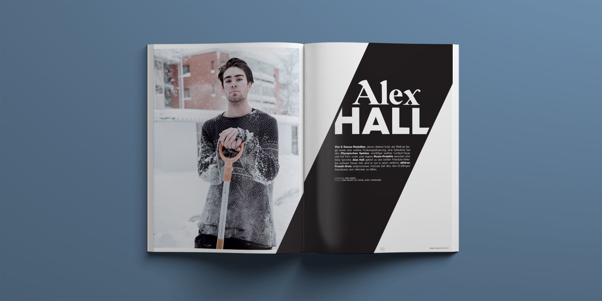 PRIME Skiing #29 – Interview: Alex Hall