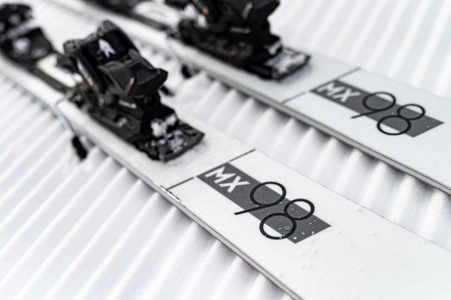 Kästle - MX98 2022 Konstruktion