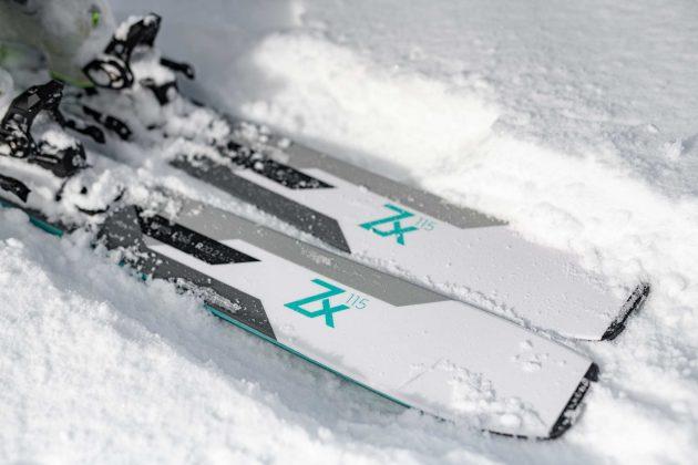Kästle ZX115 2022