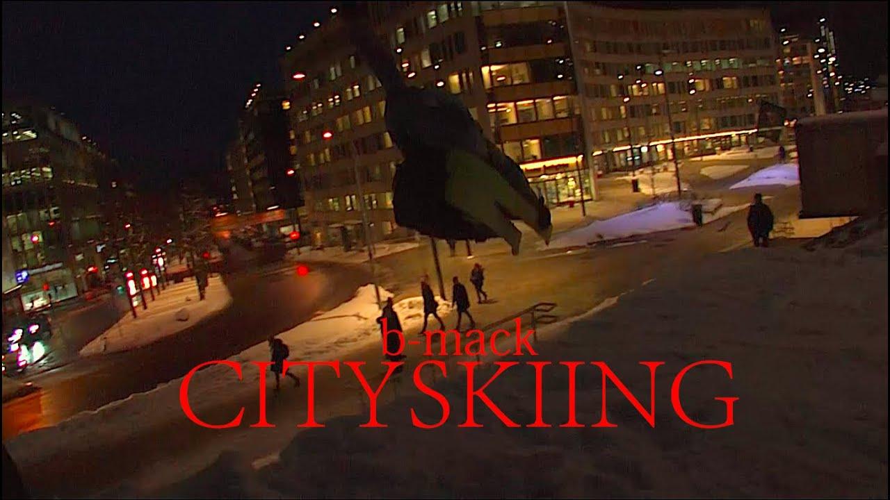 B-Mack Cityskiing – Swervy Street-Edit feat. The Bunch