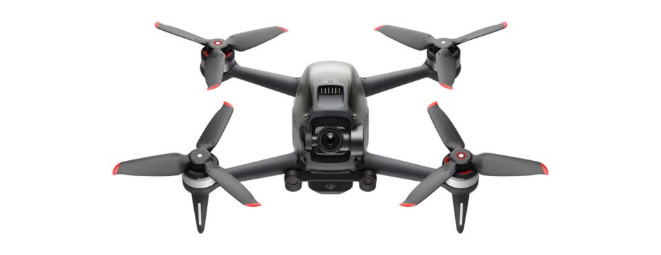 DJI stellt FPV Drohne vor