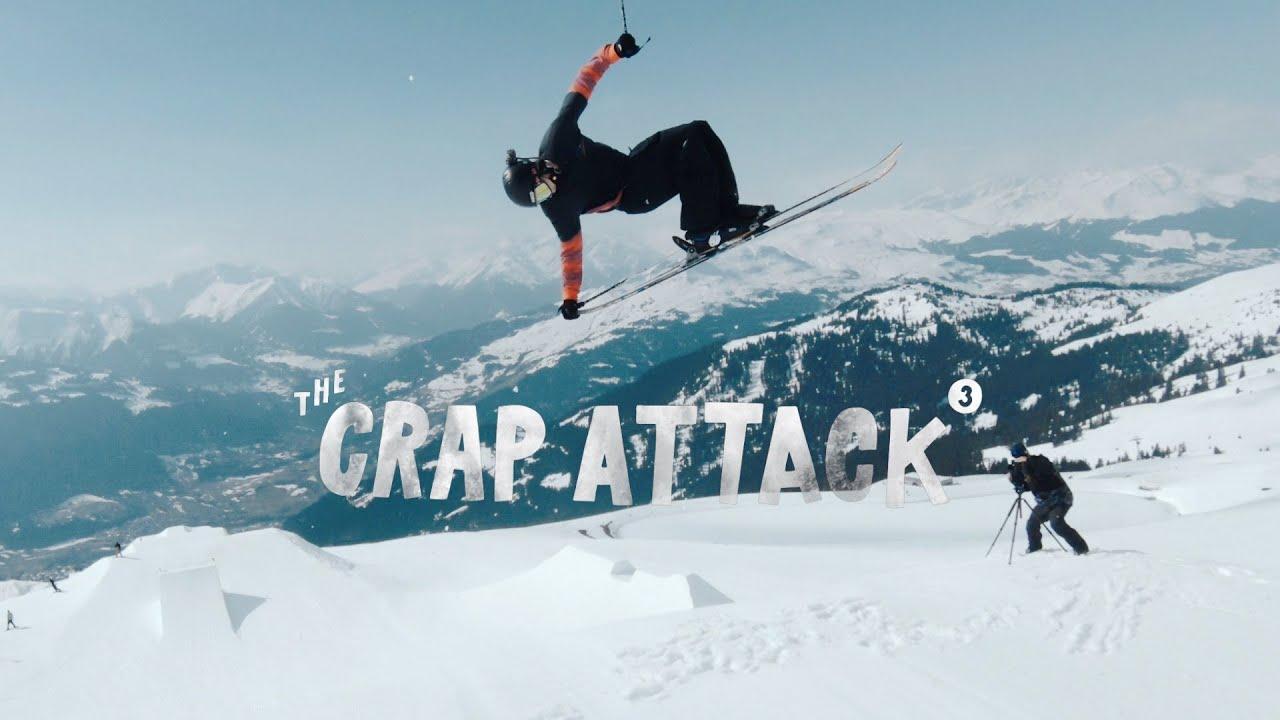 The Crap Attack 2021: Ep. 3 – Snowpark LAAX