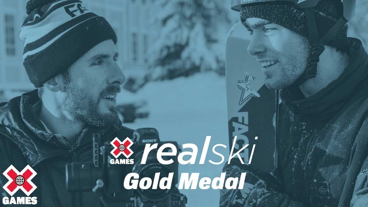 X Games Real Ski 2021 – Alex Hall gewinnt Gold & Fan-Favorit!