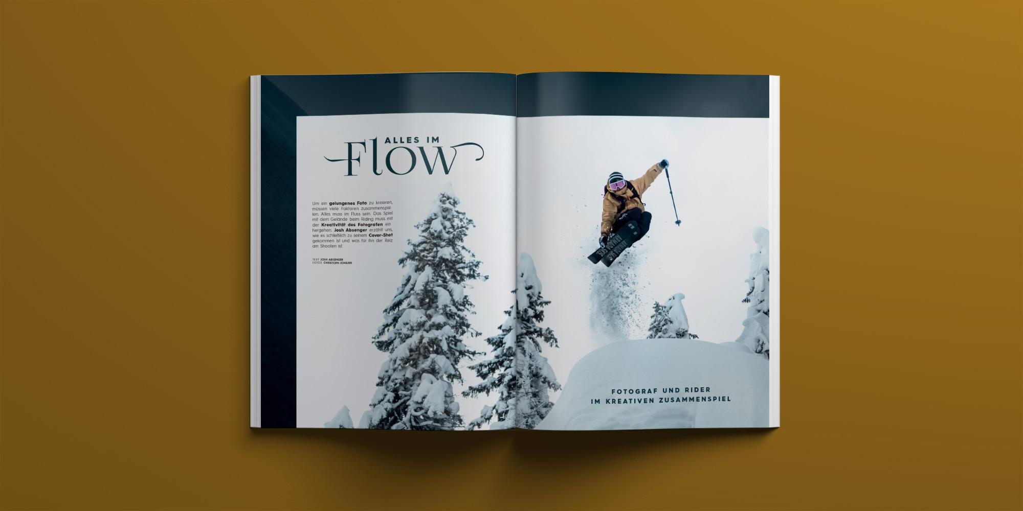 PRIME Skiing Magazin #30 – Alles im Flow